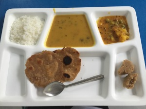"The ""terrible"" canteen food"