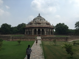 Ancient tomb in New Delhi